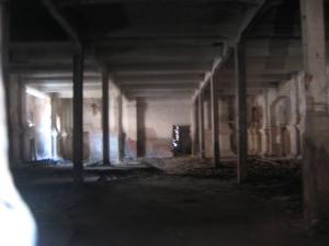 Interior of Sant'Anna