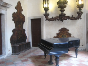 Istituto Marcello, Palazzo Pisani