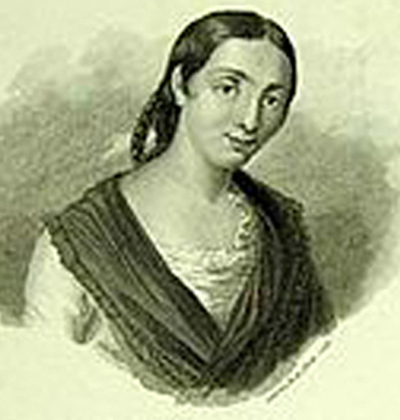 Giustina Renier Michiel drawing