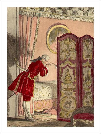 Auguste Leroux, Casanova, History of my Life 163.jpg
