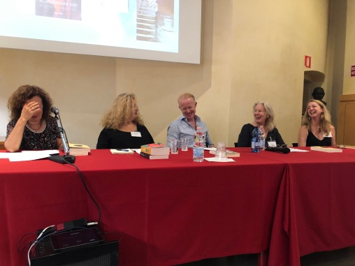 CIP author panel